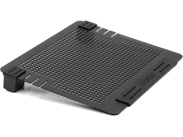 ORICO NCA-1512 -BK Aluminum Alloy Laptop Cooling Pad with Two 80mm Adjustable Fans - Black