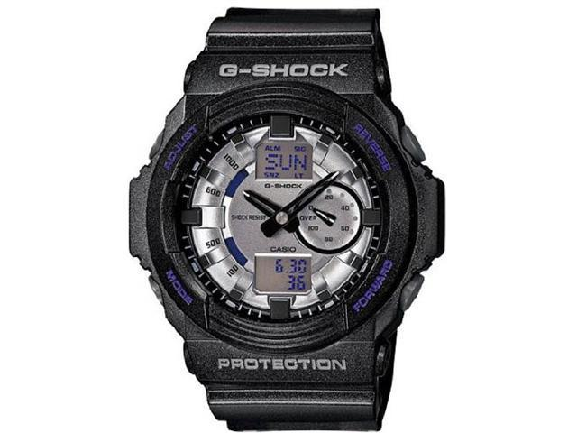 Casio G Shock Analog Digital Gray Dial Men's Watch - GA150MF-8A