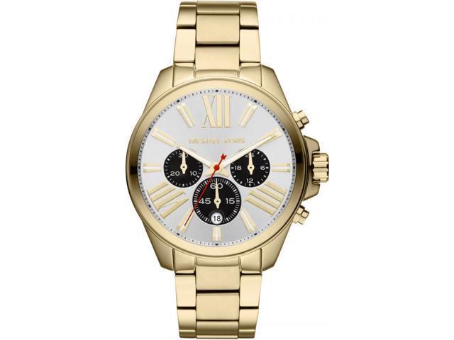 Michael Kors Wren Quartz White Dial Women's Watch - MK5838