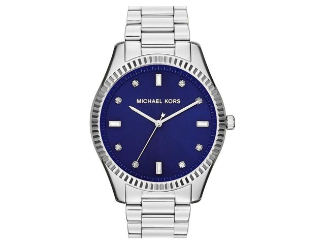 Michael Kors Blake Quartz Navy Dial Women's Watch - MK3225
