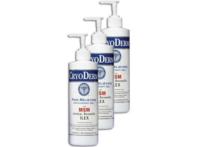 Cryoderm Pain Relief Pump - 16 oz