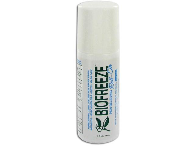 Biofreeze Pain Relieving Gel Roll-On - 3 oz