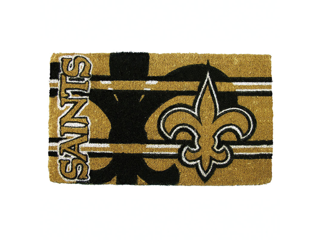 New Orleans Saints Welcome Mat