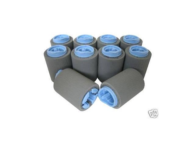 10 Pack HP 4000 / 4100 Tray 2/3 Pick up Roller RF5-1885