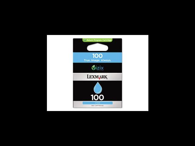 14N0900 (100) Ink 200 Page-Yield Cyan