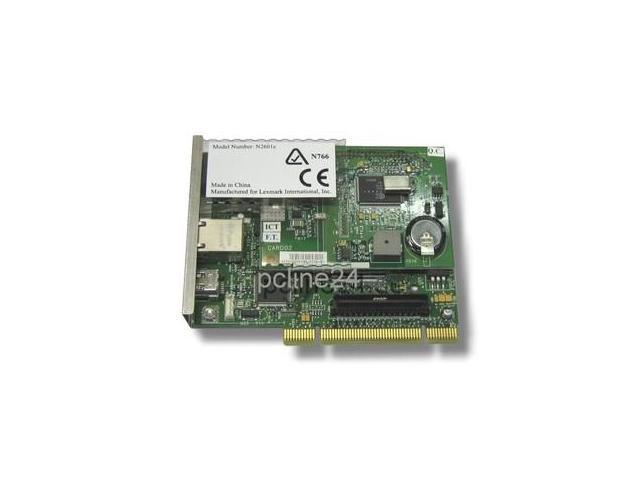 Lexmark X854 Print Engine Card Assy 55 ppm, OEM Outright