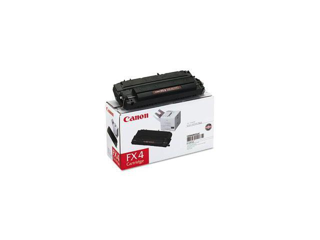 Canon 1558A002AA  FX4 OEM Toner Yields 4,000 Pages