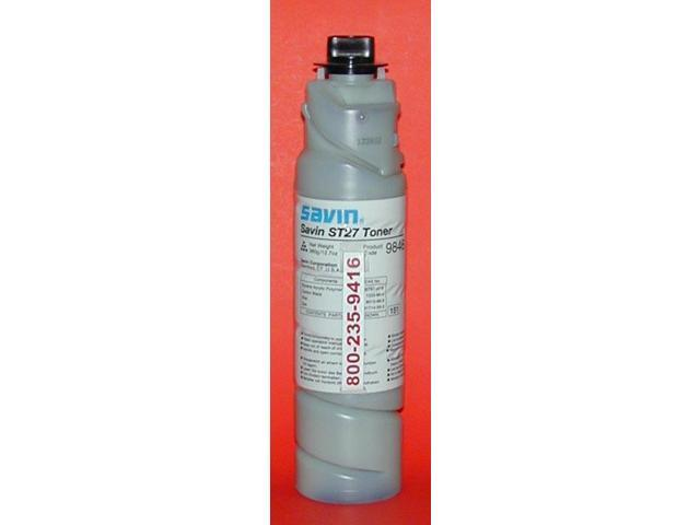 Savin 9846  Type ST27 OEM Copier Toner: Black Yields 11,000 Pages