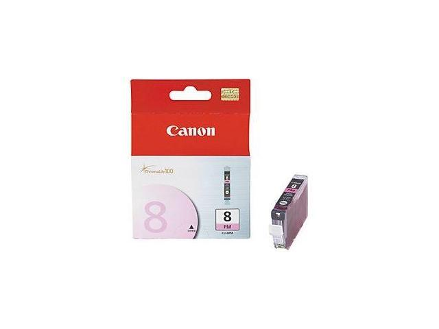 Canon CLI-8PM  8PM OEM Ink Cartridge: Photo Magenta Yields 280 Pages