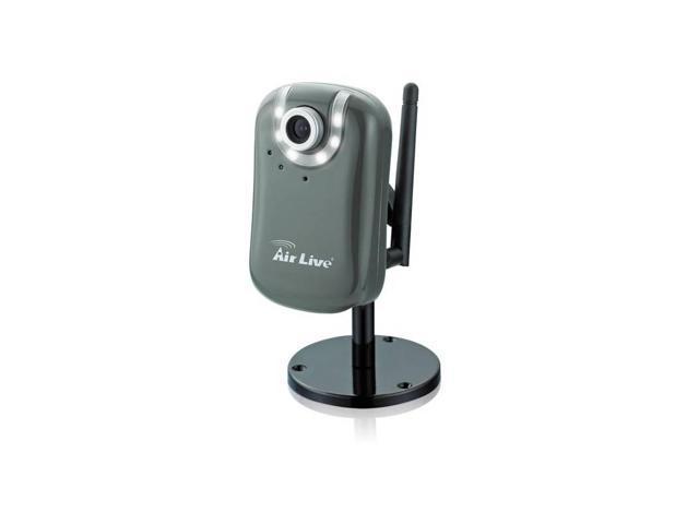 Airlive WL-350HD - Auto Light Sensor Wireless-G 1.3 MegaPixel IP Camera