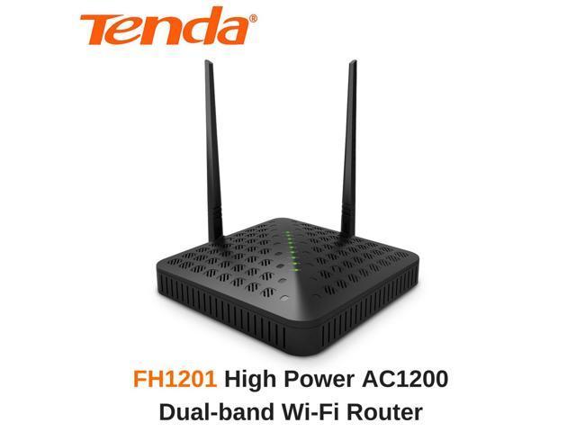 Tenda FH1201 High Power AC1200 Dual-band Wi-Fi Router