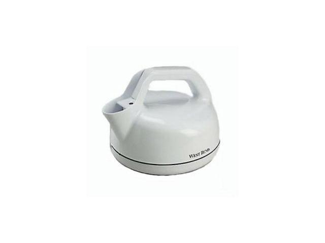 1 - QT Electric Whistling Teakettle