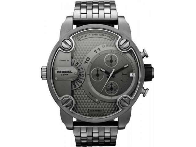 Men's Diesel SBA Oversized Big Chronograph Watch DZ7263