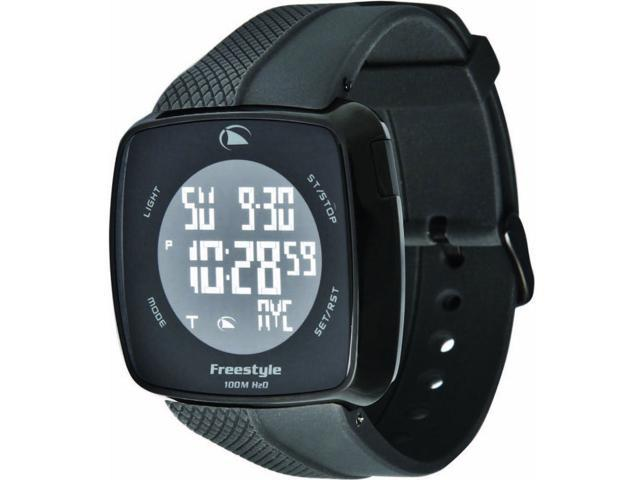 FreeStyle The Tangent Digi-Touch™ Black Dial Men's watch #FS84915