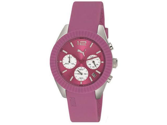 Puma Pu102812003 Chronograph Ladies Watch