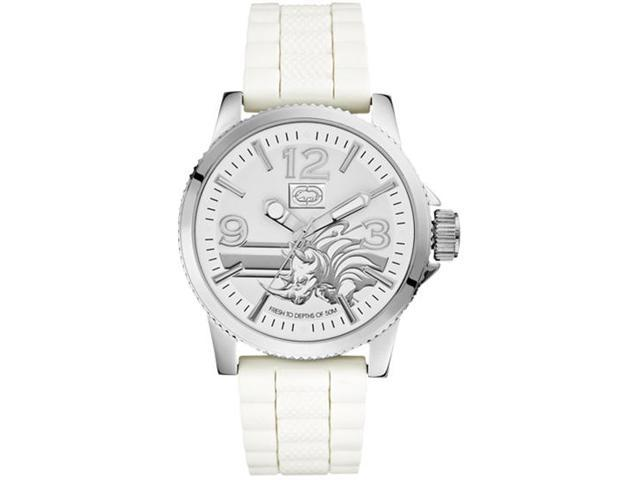 Marc Ecko The Flint White Dial Men's watch #E09506G2