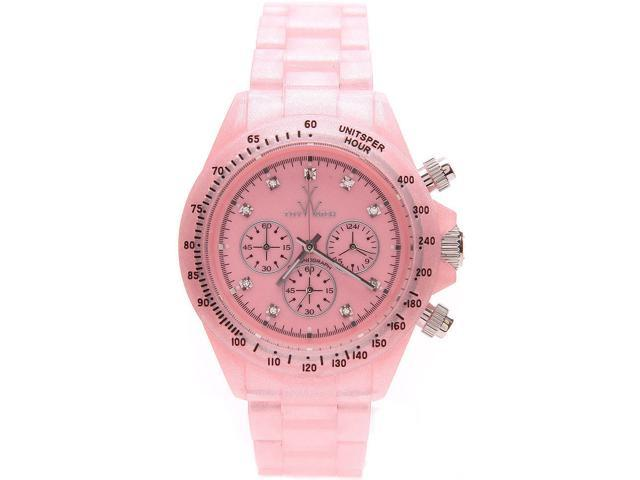 Women's Toywatch Chronograph Plasteramic Watch FLP10PK