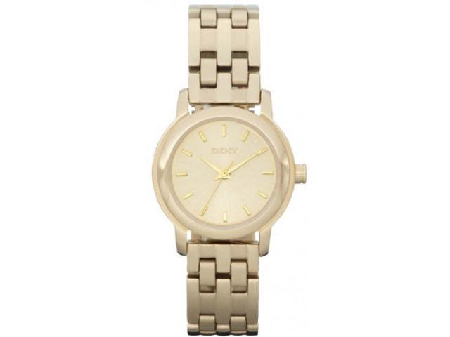 Women's DKNY Gold-Tone Stainless Steel Watch NY8489