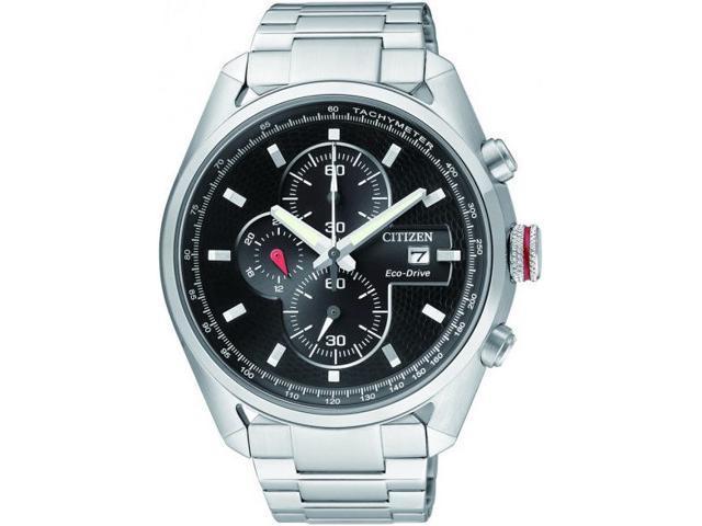 Men's Citizen Eco-Drive Chronograph Watch CA0360-58E