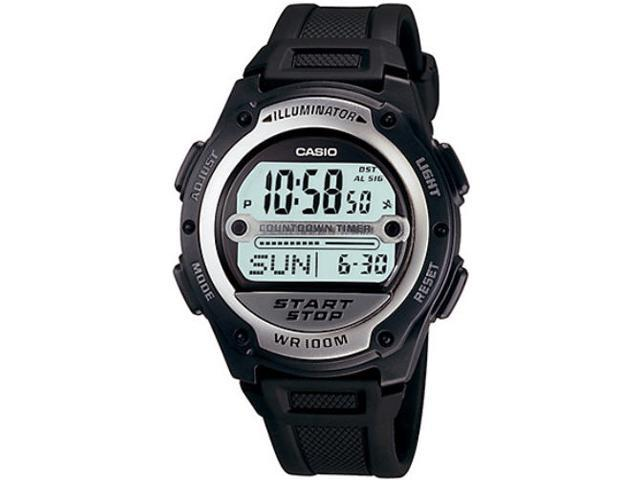 Casio Unisex Casual Sports watch #W756-1AV