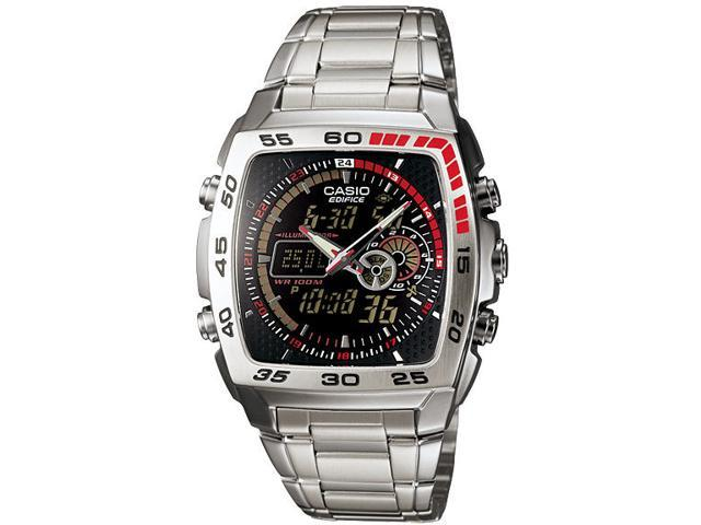 Men's Casio Edifice Chronograph Watch EFA-122D-1AV EFA122D-1AV