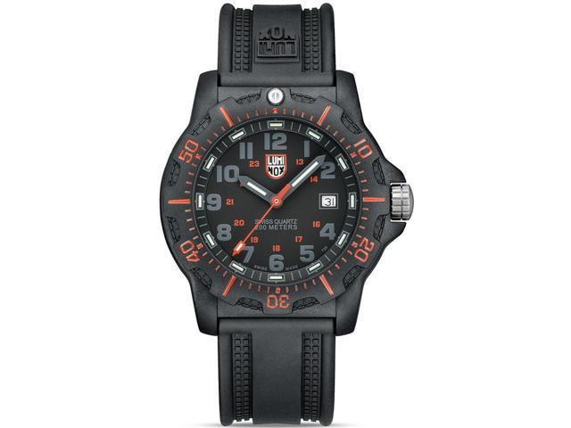 Luminox Black Ops Black Dial Rubber Mens Watch 8815