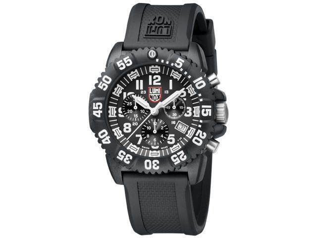 Luminox Navy Seal Colormark Chronograph Diver's Watch A.3081