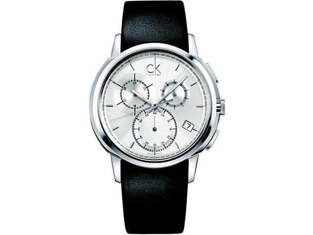 Calvin Klein CK Drive Chronograph Mens Watch K1V27820