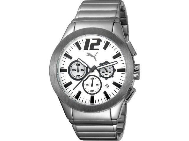 Puma Chronograph Link Mens Watch PU101961007