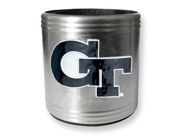 Georgia Tech University Insulated Stainless Steel Holder