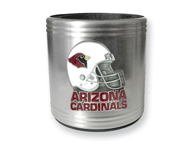 Arizona Cardinals Insulated Stainless Steel Holder
