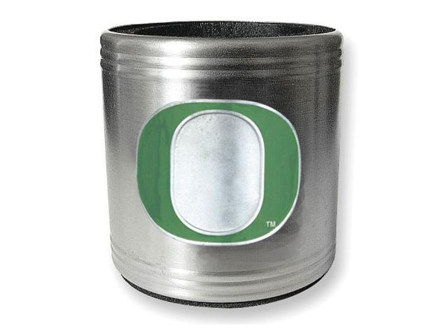 University of Oregon Insulated Stainless Steel Holder