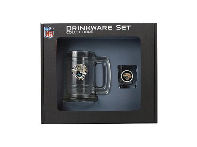 Jacksonville Jaguars Shot Glass and Mug Set