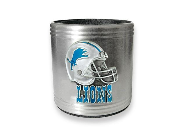 Detroit Lions Insulated Stainless Steel Holder