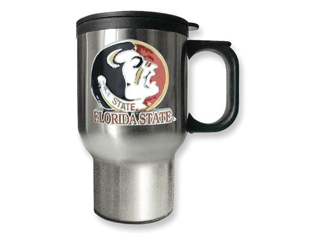 Florida State University 16oz Stainless Steel Travel Mug
