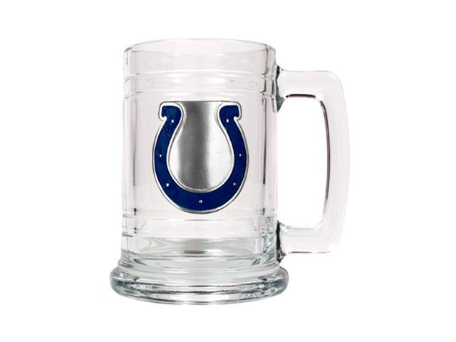 Indianapolis Colts 15oz Glass Tankard