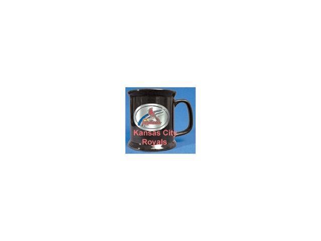 Kansas City Royals 15oz Black Ceramic Mug