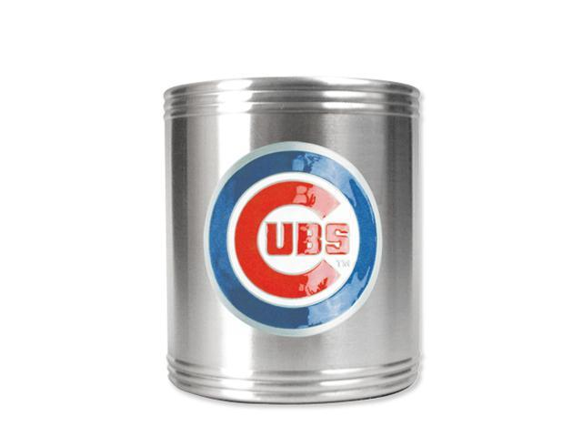 Chicago Cubs Insulated Stainless Steel Holder