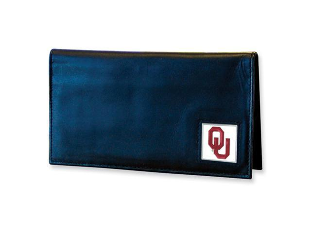 Collegiate Oklahoma Deluxe Checkbook