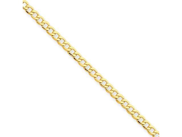 14k Curb Chain