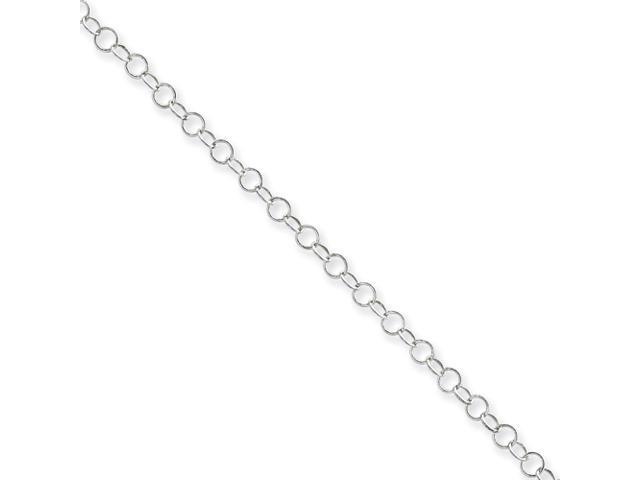 Sterling Silver 0.5mm Fancy Chain