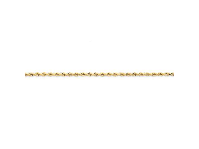 14k 2.00mm D/C Quadruple Rope Chain