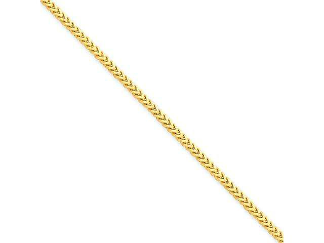 14k 2.0mm Franco Chain