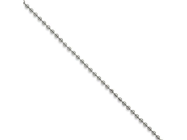 Stainless Steel 5mm Ball Chain