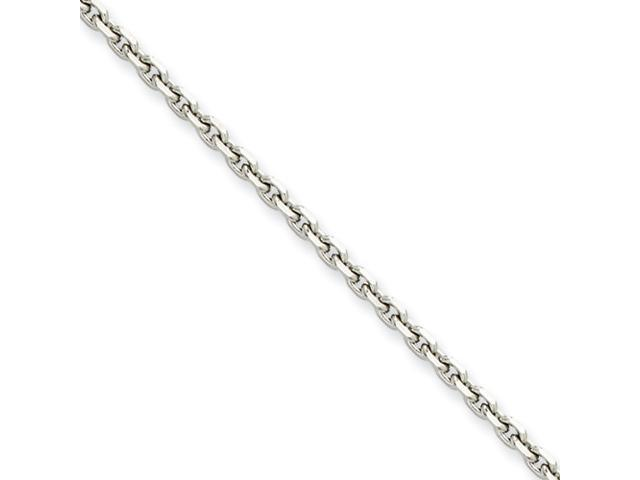 Stainless Steel 4.30mm 30in Cable Chain