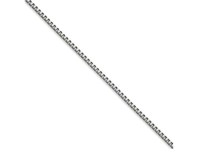 Stainless Steel 4mm Box Chain