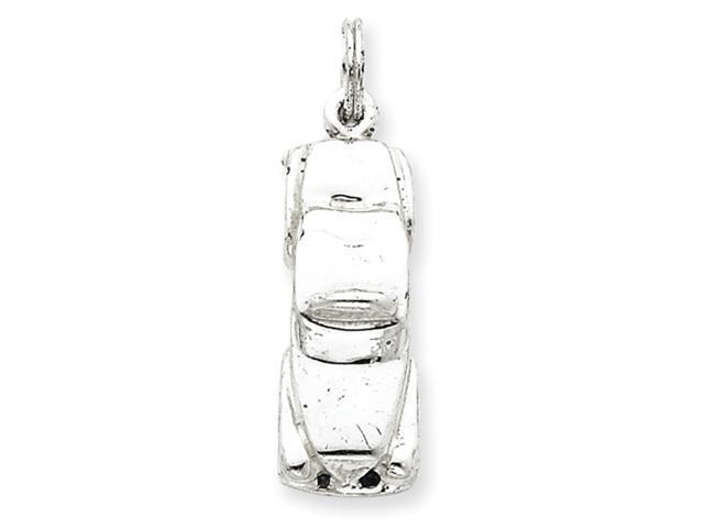 Sterling Silver Car Charm