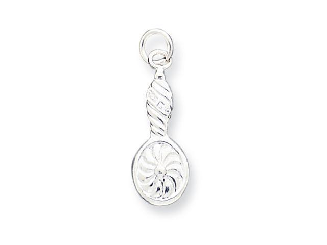 Sterling Silver Mirror Charm
