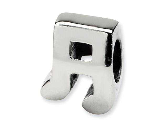 Sterling Silver Reflections Music Notes Bead