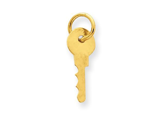 14k Key Charm